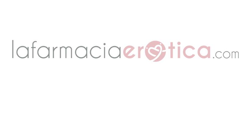 logotipo la farmacia erótica