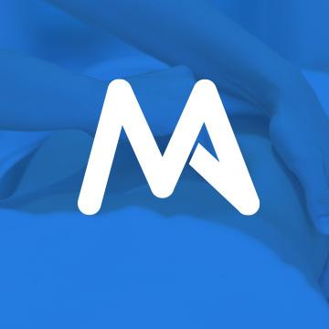 logotipo y tarjeta de visita Miguel Alonso fisioterapeuta y osteopata